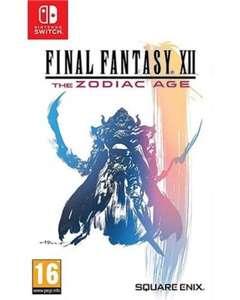 Final Fantasy XII: The Zodiac Age - Switch