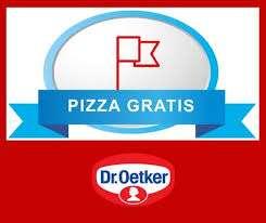 Pizza Ristorante GRATIS Dr Oetker con cupón