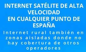 Internet Rural hasta 50 mbps solo 19.99€ (para los cavernícolas como yo)