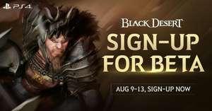 Beta Black Desert Online PS4 - Regalo mascota ingame