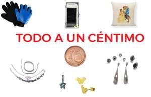 TODO A 1 CÉNTIMO (CUENTAS NUEVAS)