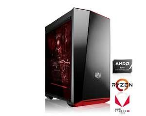 AMD Ryzen 3600 ||16GB RAM 3000 MHz || SSD 240GB NVMe || RTX 2060 || 550W Corsair