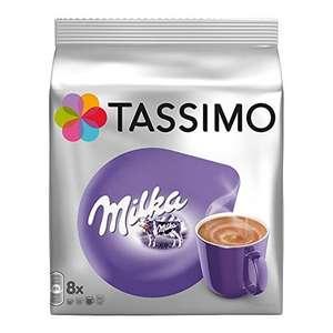 16 Cápsulas de Tassimo chocolate Milka producto plus (Producto plus)