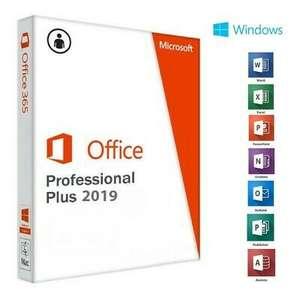 Office 2019 Professional Plus - 32/64Bits - Instant Delivery - Lifetime key