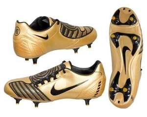 Bota Fútbol Nike Total 90 Shoot II SG(talla 38)