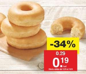 """""""Donuts"""" del Lidl a muy buen precio"""
