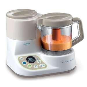 Robot de cocina al vapor para papillas de Nuvita