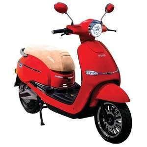 Moto eléctrica E-Broh Spuma Li 60 km de alcance y velocidad 45 km/h