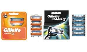 Pack de 32 recambios de cuchillas Gillette Mach3 Turbo sólo 57,88 euros (envío incluído)