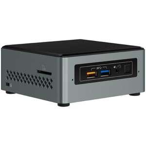 MINI PC Intel Barebone BOXNUC6CAYH Celeron J3455