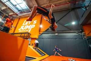 3 horas de Jumping GRATIS en Urban Planet