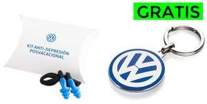 GRATIS kit anti-depresion + regalos VW