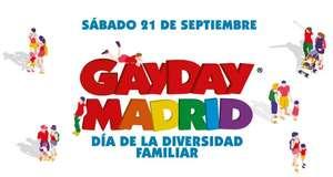 Parque de Atracciones de Madrid | GayDay 21-09-2019 | ¡Ven de rojo!