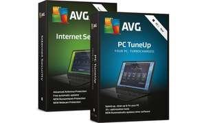 Tune UP y AVG antivirus 2019 2 años GRATIS