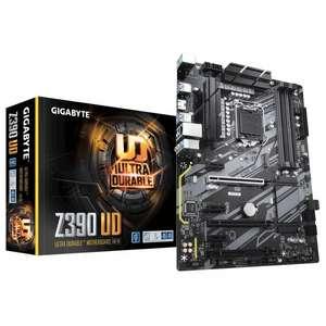 Placa Base Gigabyte ATX Z390 UD, S-1151, Intel Z390, HDMI, (para Intel)