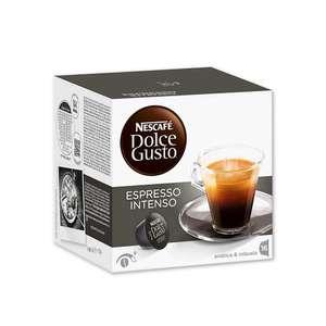 Promocion en Cestaclick de Nescafé Dolce Gusto Expresso Intenso (16 cápsulas)
