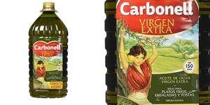 5 L. Aceite de Oliva Virgen Extra Carbonell