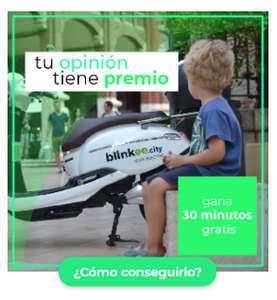 30 MINUTOS GRATIS TODOS LOS USUARIOS BLINKEE