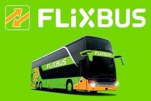 Flixbus billetes desde 0,99 euros