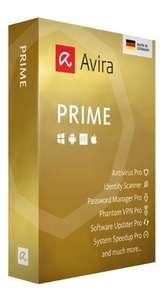 Avira Prime 3 meses gratis