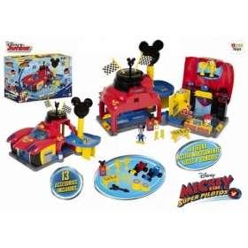 Taller garaje Mickey Mouse