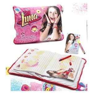 Cojin secreto con  Diario Soy Luna