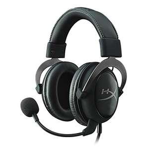 Auriculares HyperX Cloud II con micrófono para PC/PS4/Mac por 69 €