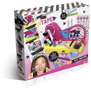 Juego 4 only girls tape machine