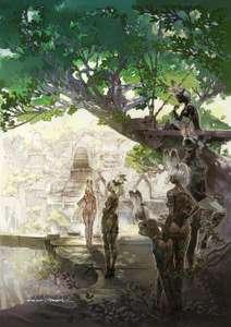 Tema PS4 Final Fantasy XII