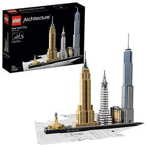 Pack de LEGO Architecture: Nueva York