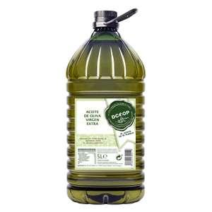 Aceite de oliva virgen extra Dcoop garrafa 5 l.