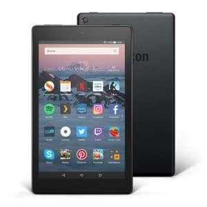 Tablet Fire HD 8 Reacondicionado Certificado 16GB o 32GB