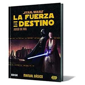 """Manual para el juego de rol """"La Fuerza y el Destino"""" de Star Wars (448 páginas - Español)"""