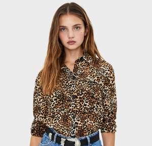 Camisa para mujer BERSHKA