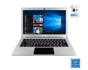 "Portátil Thomson con Intel, 2GB, 32GB, 33,78 cm - 13,3"" Full HD con MicroSD HP 32GB y devolución de iva"