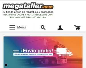 Envíos gratis en Megataller.com