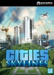 Cities Skylines - y DLC con descuento del +-68%