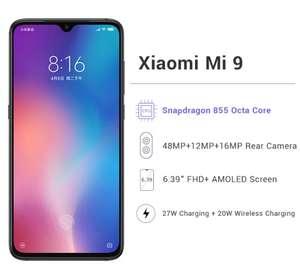 Xiaomi mi 9 Versión Global 6/128 11/11