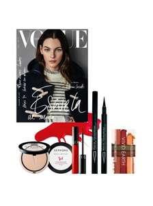 Suscripción Vogue + Sephora Collection VFNO