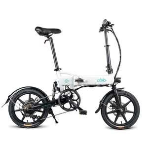FIIDO D2S Bicicleta eléctrica de 16 pulgadas con marchas - Desde Alemania