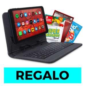¡NOVEDAD! Tablet con Teclado de Regalo al apuntarte a la OCU