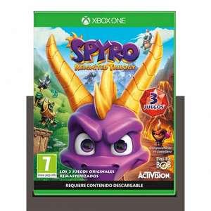 Spyro Reignited Trilogy para Xbox One CARREFOUR
