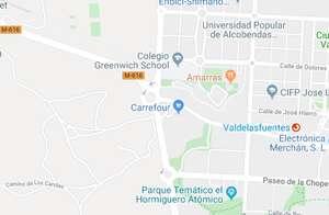 Descuento en combustible Galp Alcobendas (Madrid)