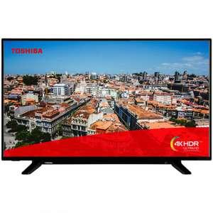 TV LED 147,32 cm (58'') Toshiba 58U2963DG, UHD 4K, Smart TV