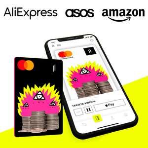 20% de DESCUENTO en Amazon, Aliexpress y Asos con Rebellion Pay!