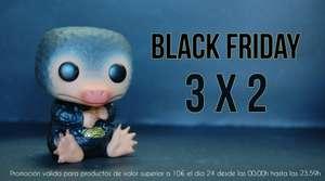 3x2 en Funko Pop de más de 10€
