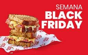 20% De DESCUENTO en Just EAT por el Black Friday