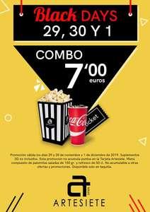 Combo: Cine + Roscas + Refreco (Gran Canaria)