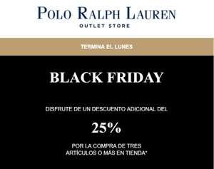 BLACK FRIDAY POLO RALPH LAUREN