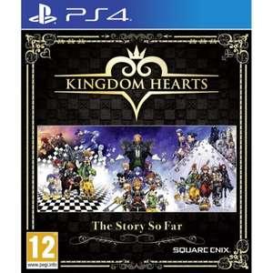 Kingdom Hearts 3 + Kingdom Hearts: The Story So Far (cobro en £ y cambio a € por ratio de PayPal)